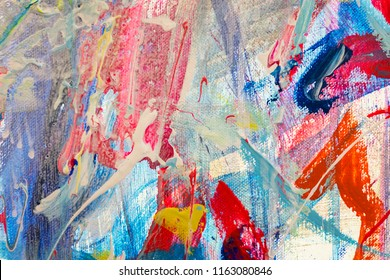 color painting texture
