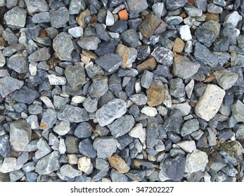 Color pebble natural stone background.