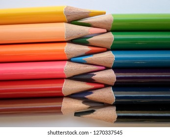 Color Pencil Petterns Background Styles