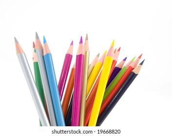 color pencils image