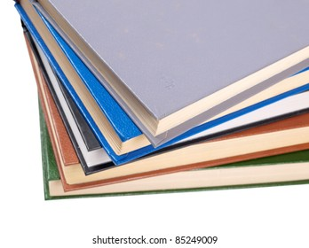 Color photo of an old classic book
