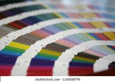 color platte desing CMYK