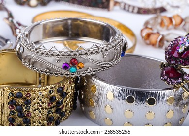 color stone bracelets
