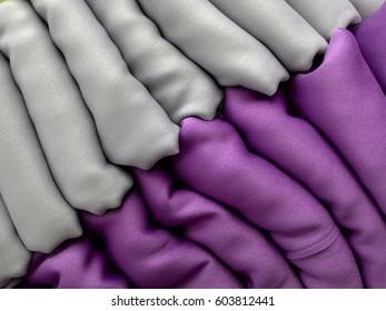 Color of textiles