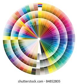 color tones dynamic transformations