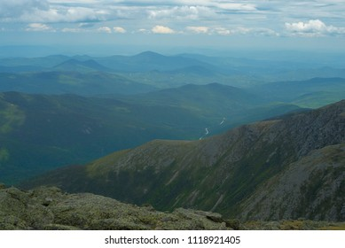 Color View of White Mountains