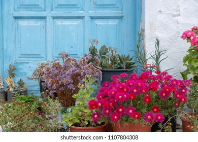 Color Village door