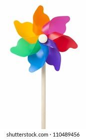 Color windmill
