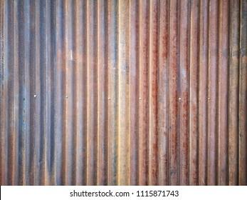 Color zinc texture old.