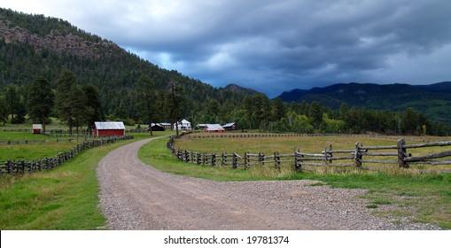 Colorado Homestead