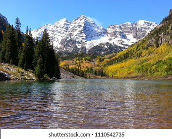 Colorado  Mountain Autumn