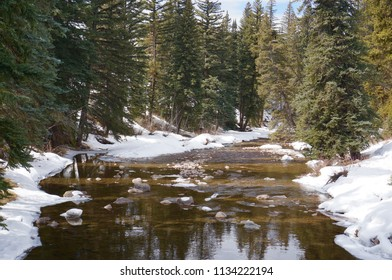 Colorado Mountain Stream