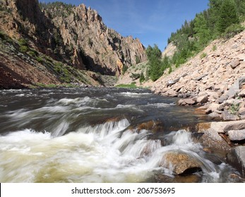 Colorado river, Byers Canyon