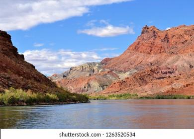 Colorado River Near Lee's Ferry Arizona