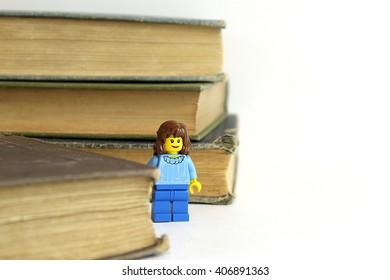 Lego Book Images Stock Photos Vectors