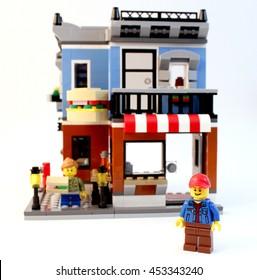 Lego Building Images, Stock Photos & Vectors | Shutterstock