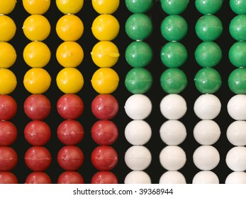 colored abacus