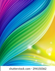 Colored abstract screen wallpaper modern background.