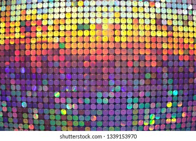 The colored circles. Free space. Convex art background. Convex multi-colored background.