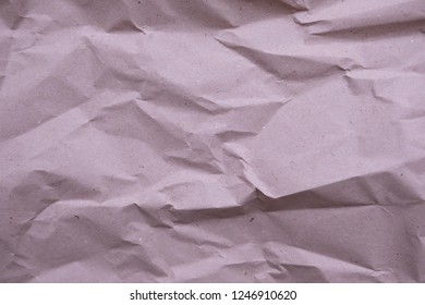 Colored crumpled paper texture background