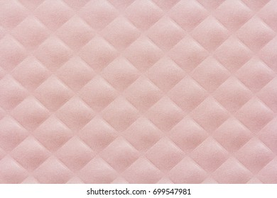 Colored embossed paper texture, relief pink background