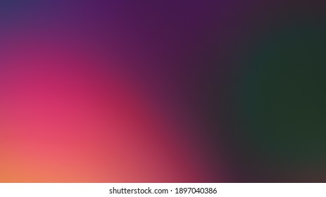 Colored Holographic Gradient Blur Abstract Background, Light Leaks - Photo Overlay for Create Vintage Film Mood, Trendy Style and Nostalgic Atmosphere for Your Photos. Use a Screen Blending Mode.
