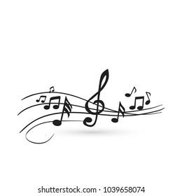 colored music Icon