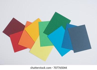 Colored Paper