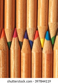 Colored pencil with great colors