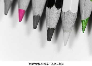 Colored Pencil for students and school