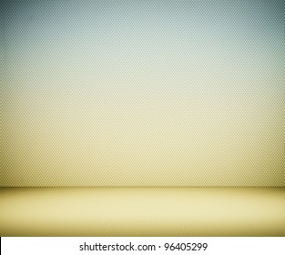Colored plastic wall background or texture