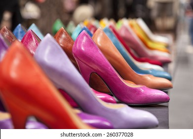 Colored Pumps