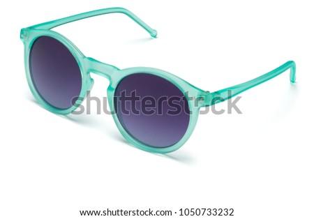 e76e772e8b28 Colored Sports Glasses Stock Photo (Edit Now) 1050733232 - Shutterstock