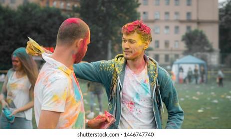 Colorfest at Russia, Saint-Petersburg 16.07.19