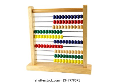 colorful abacus for kids early education