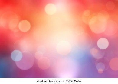 Colorful abstarct background blur.