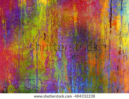 colorful background all colors rainbow stock photo edit now