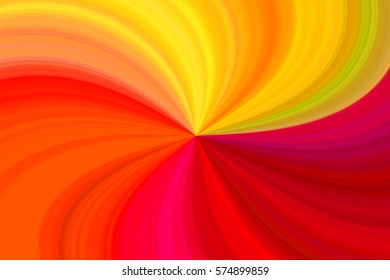 Colorful background. Swirl pattern lines. Abstract creative graphic. Decorative wallpaper style.
