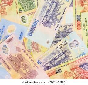 Vietnamese Money Images, Stock Photos & Vectors | Shutterstock