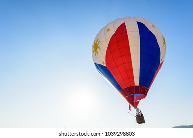 Colorful balloon in summer