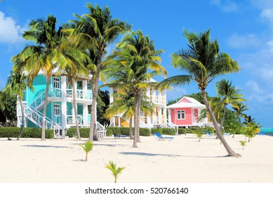 Colorful Beach Houses