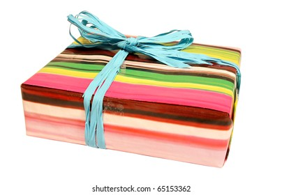 Colorful beautiful gifts