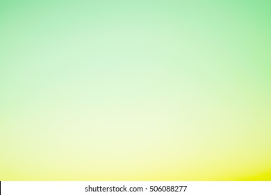 colorful blurred backgrounds / green and yellow background