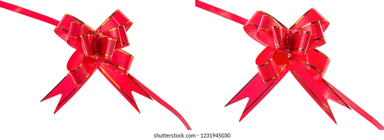 colorful bows for gifts