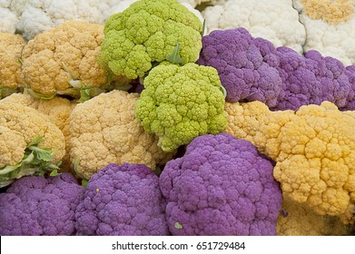 Colorful Broccoli
