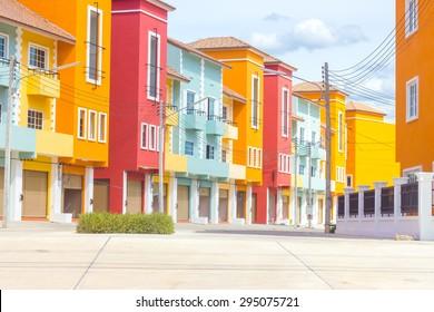 Building Color Images Stock Photos Vectors