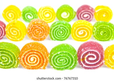 colorful candy - jujube