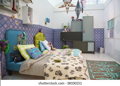 colorful children-room