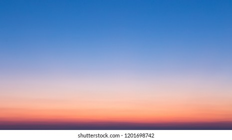 clear sky sunset images stock photos vectors shutterstock https www shutterstock com image photo colorful clear sky without cloud twilight 1201698742