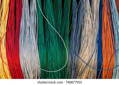Colorful cords